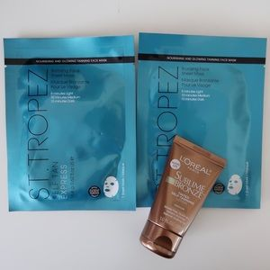 Self Tanning St Tropez & L'Oréal Kit